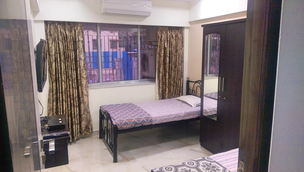nest inn paying guest malad mumbai twinbed3